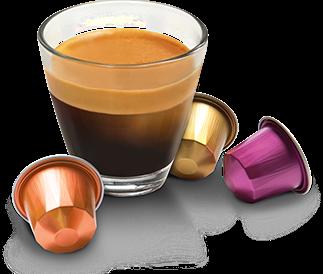 Belmio kapsler til Nespresso®