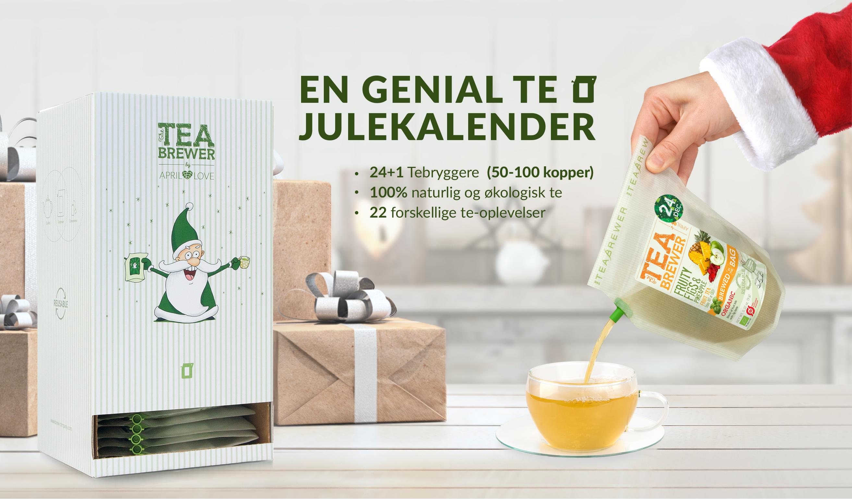 Julekalender med te