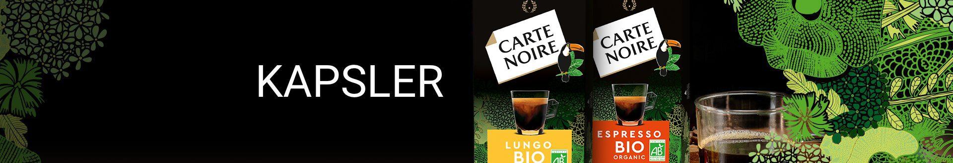 Carte Noire til Nespresso®