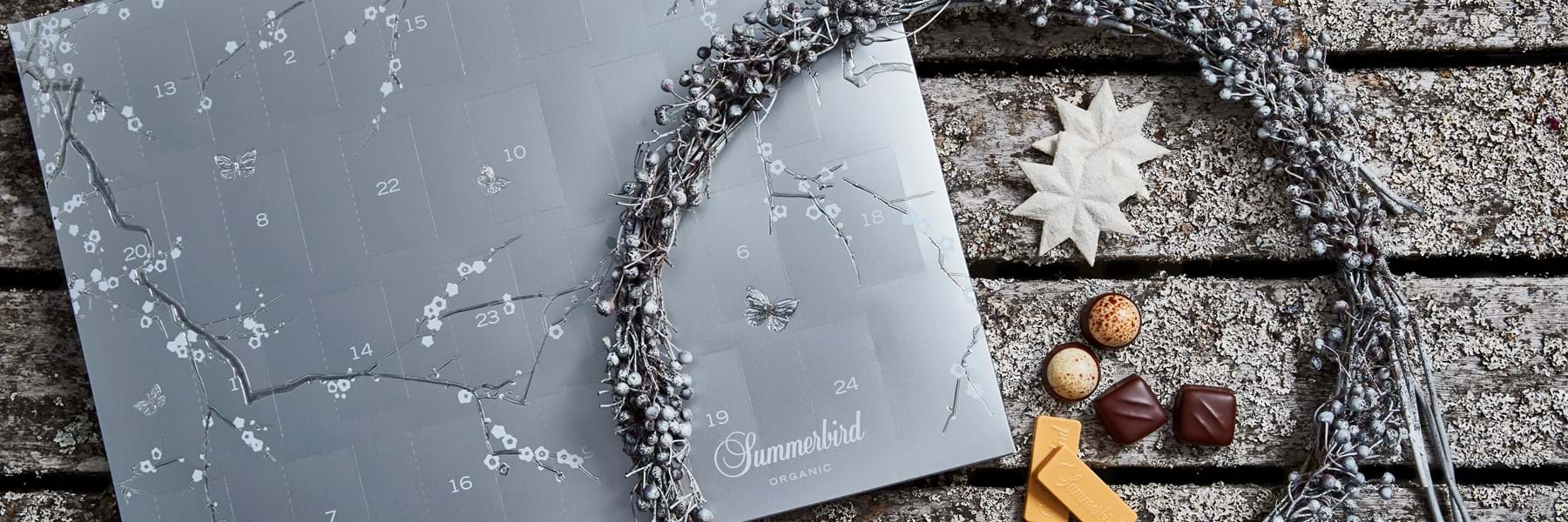 Julekalender fra Summerbird