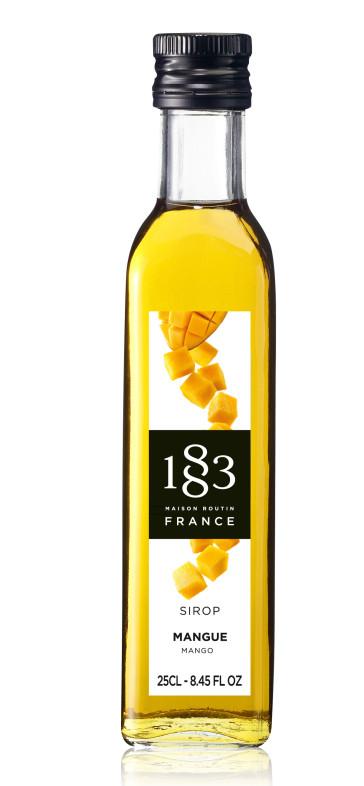 1883 Routin Sirup (250 ml) - Mango
