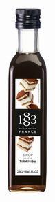 1883 Routin Kaffesirup (250 ml) - Tiramisu