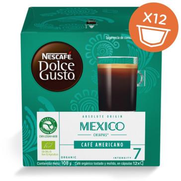 Nescafé Dolce Gusto Mexico Grande økologisk