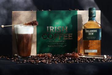Gaveæske Irish Coffee sæt fra Growers Cup