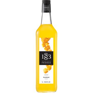 1883 Routin Sirup (1 liter) - Mango