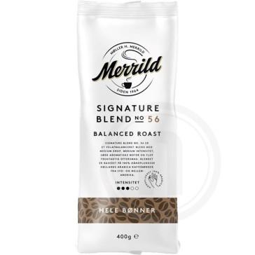 Merrild Signature Blend No. 56 - 500g kaffebønner
