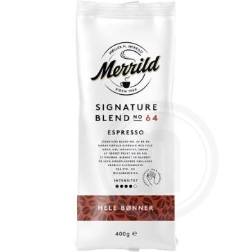 Merrild Signature Blend No. 64 - 500g kaffebønner