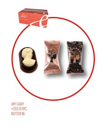 My Lady Chokolade 120 x 9g - Peter Larsen