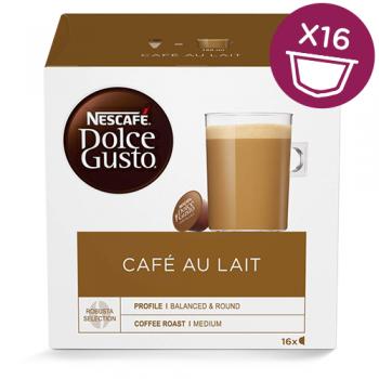 Dolce Gusto Café Au Lait pakke