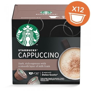 Starbucks Cappuccino til Dolce Gusto