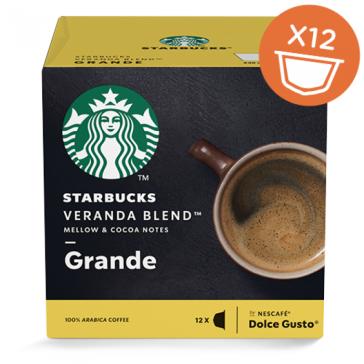 Starbucks Grande Veranda til Dolce Gusto
