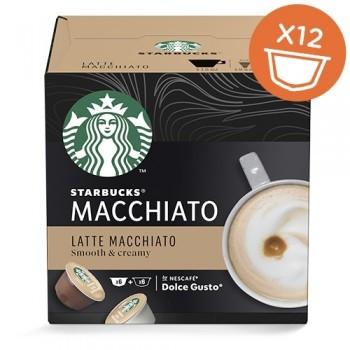 Starbucks Latte Macchiato til Dolce Gusto -