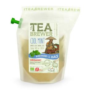 Tebrygger - Cool Mint Økologisk *Urte te* fra Growers Cup