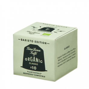 Peter Larsen Espresso Classic økologisk - 10 kapsler til Nespresso®
