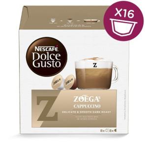 Dolce Gusto Zoégas Cappuccino - 16 kapsler