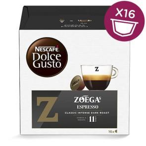 Dolce Gusto Zoégas Espresso - 16 kapsler