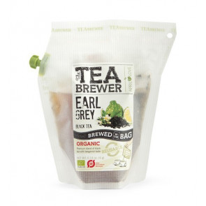 Tebrygger - Earl Grey Økologisk *Sort te* Growers Cup