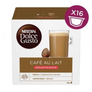 Dolce Gusto Café Au Lait Koffeinfri - 16 kapsler