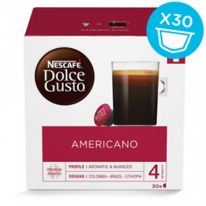 Dolce Gusto Americano - BIG PACK