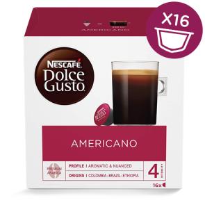Dolce Gusto Caffé Americano