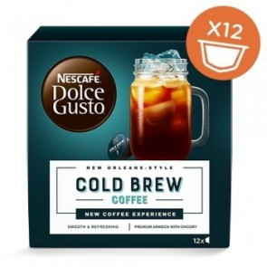 Nescafé Dolce Gusto Cold Brew Coffee