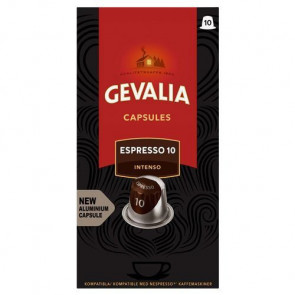 Gevalia Espresso 10 Intenso - Til Nespresso®