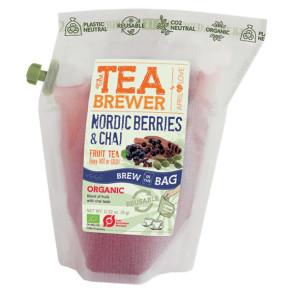 Tebrygger - Nordic Berries & Chai Økologisk *Frugt te* Growers Cup