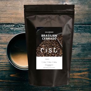 Kaffebønner - rist Brasilien Cerrado 250g