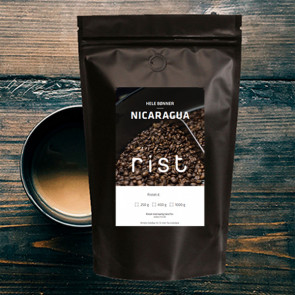 Kaffebønner - rist Nicaragua 250g