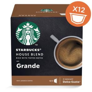 Starbucks Grande House Blend til Dolce Gusto