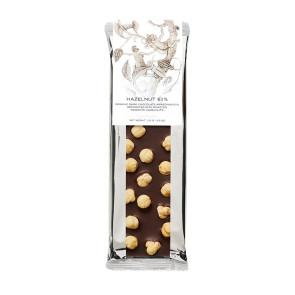Summerbird - Hasselnød 61% Chokoladebar