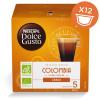 Nescafé Dolce Gusto Lungo Colombia ØKOLOGISK - 12 kapsler