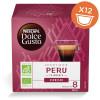 Nescafé Dolce Gusto Peru Espresso ØKOLOGISK - 12 kapsler