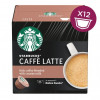Starbucks Caffé Latte til Dolce Gusto - 12 kapsler
