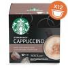 Starbucks Cappuccino til Dolce Gusto - 12 kapsler