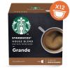 Starbucks Grande House Blend til Dolce Gusto - 12 kapsler